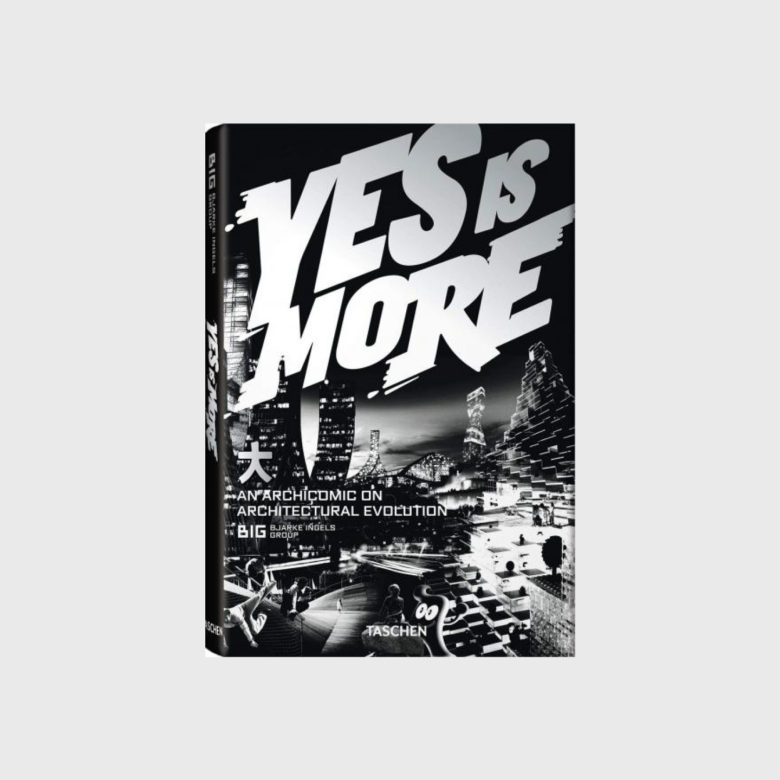 Комикс Yes is More: An Archicomic on Architectural Evolution