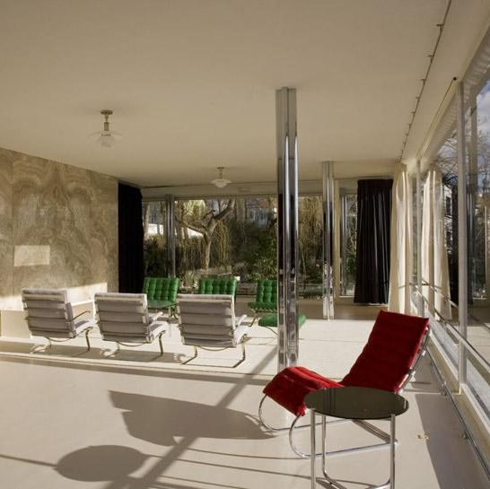 Tugendhat Villa Renovation